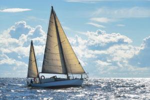 żeglarstwo morskie