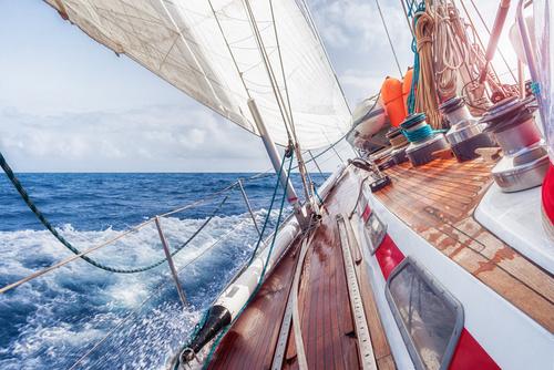 TEORIA ŻEGLOWANIA<br> żeglarz jachtowy