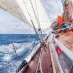 TEORIA ŻEGLOWANIA żeglarz jachtowy